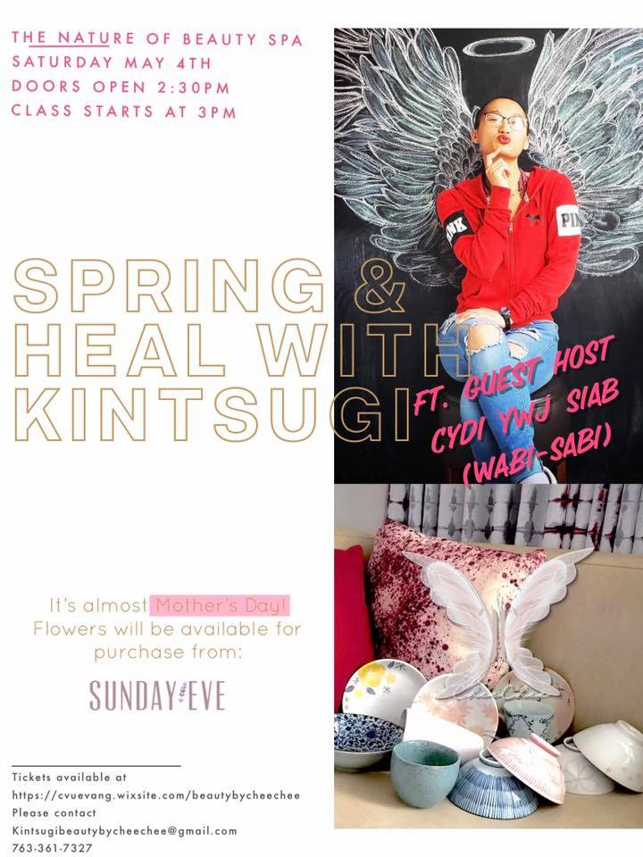 spring and heal